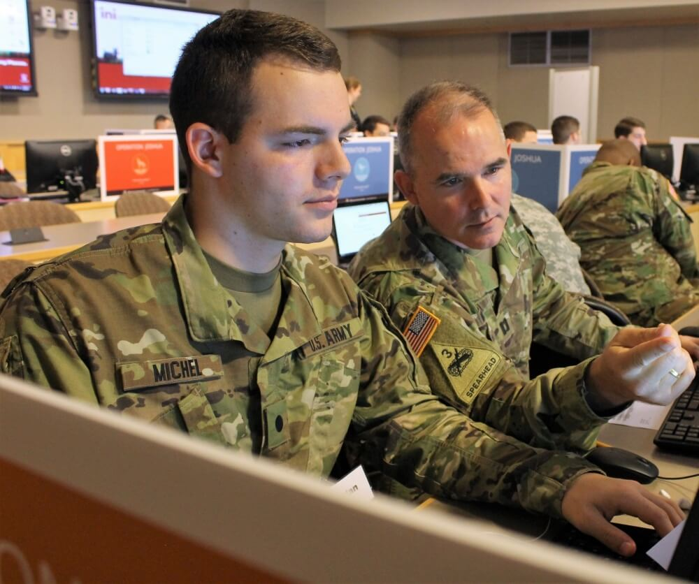 Us Army Awards Simspace Agreement Trex